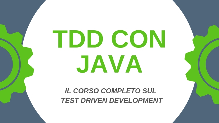 test driven development con java