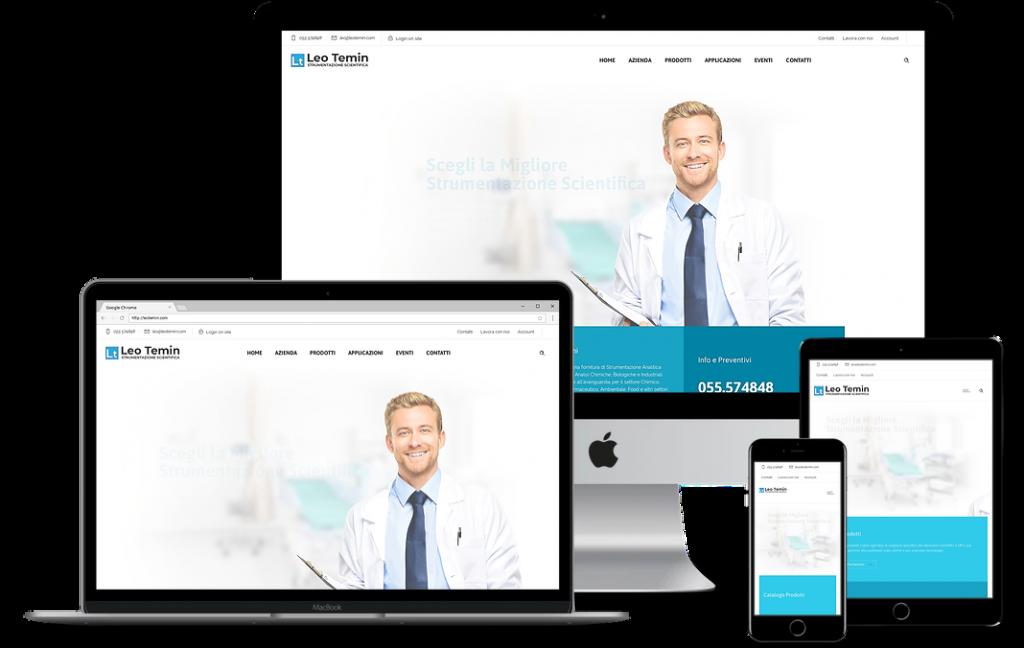 Pubblicizzare un'azienda online con un sito web aziendale è il primo passo per adeguarsi agli standard comunicativi del 2020